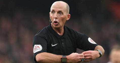 23 of Mike Dean's greatest, funniest and most bizarre