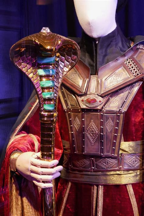 Hollywood Movie Costumes and Props: Jafar and Sultan movie
