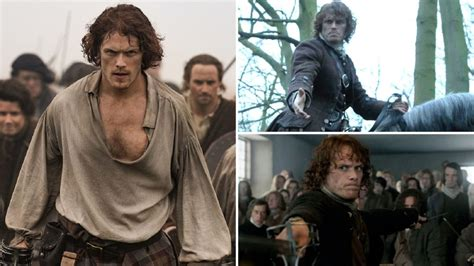 9 Times 'Outlander's Jamie Fraser Proved He Was the 'King