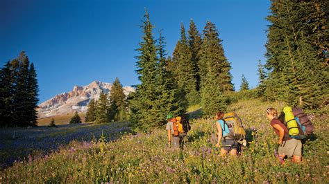 Pacific Crest Trail Hikes - Travel Oregon