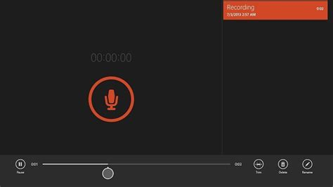 Best sound & voice recording apps for Windows 10