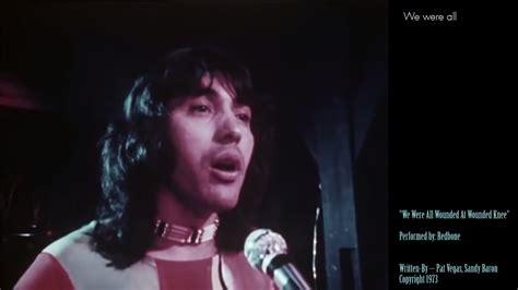 Redbone - We Were All Wounded At Wounded Knee - Lyrics