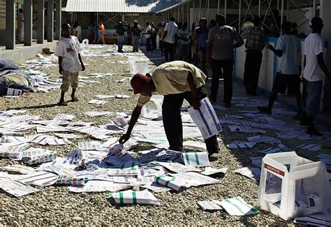 Haiti Worries About Election Security As UN Plans To