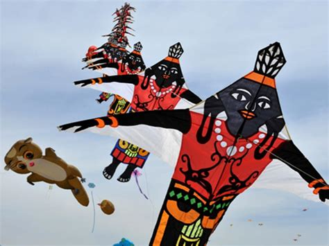 Cape Town International Kite Festival - South African