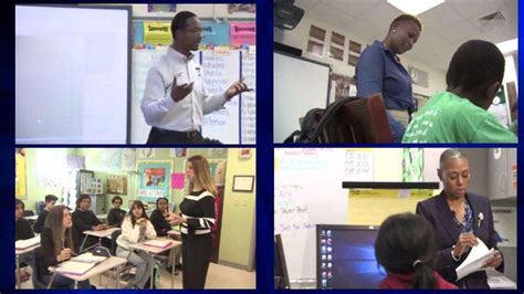 Meet the 4 finalists for Miami-Dade Schools' Teacher of