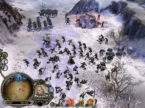 Download FREE The Lord Of The Rings Battle For Middle