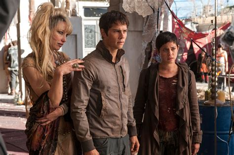 Maze Runner: The Scorch Trials Won't Have a Cheesy Love