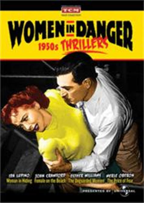 'Women In Danger: 1950S Thrillers' Movie Collection is