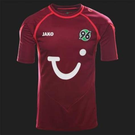 New Hannover Kit 13-14 Jako H96 Home Away Jerseys 2013