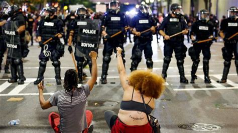 Charlotte: Protesters Demand Police Release Video of Keith