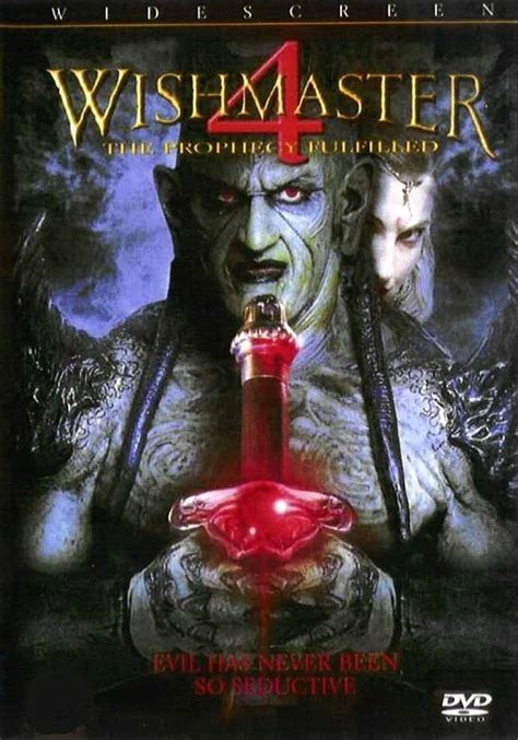 Wishmaster 4: The Prophecy Fulfilled (2002) - Horror Movie