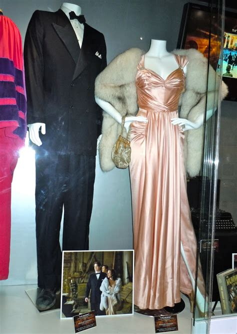 Hollywood Movie Costumes and Props: Maria Bello's museum