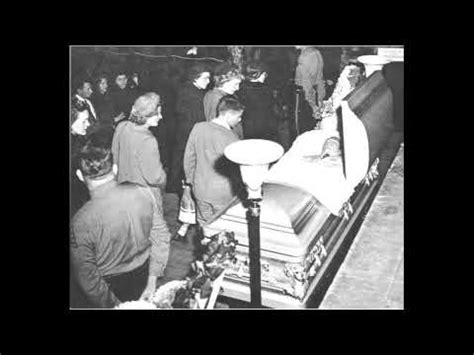 Hanks Williams funeral Service,January 4th 1953 - YouTube