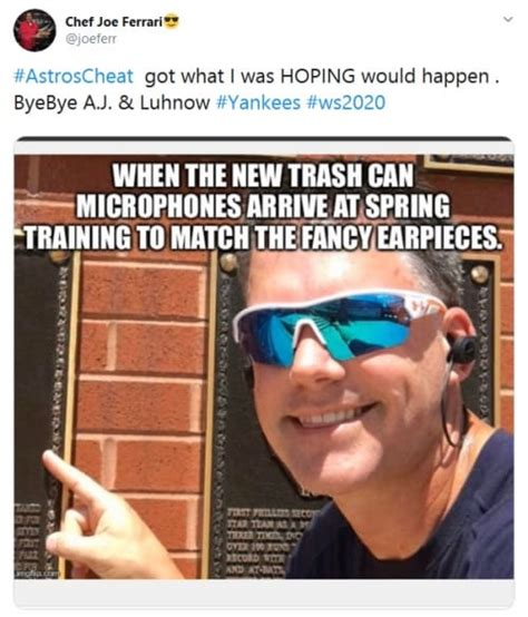 Top 20 Houston Astros Cheating Memes - Page 2 of 2