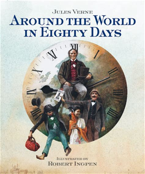 Around the World in Eighty Days   Independent Publishers Group