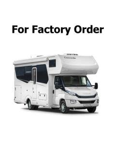 Concorde Cruiser Iveco Daily | Coachbuilt Motorhomes For
