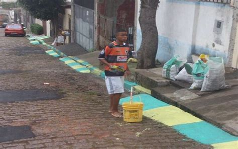 Gabriel Jesus: from painting the streets of Brazil to Man