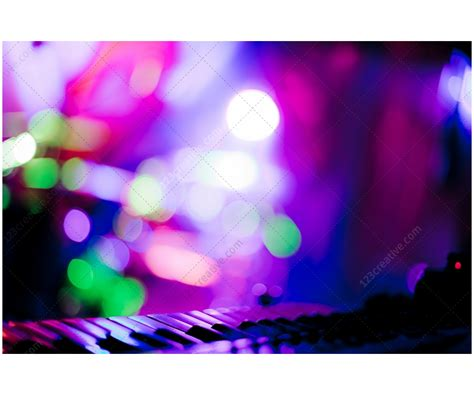 Party background - bokeh texture pack (disco party flyer