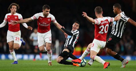 Arsenal vs Newcastle Preview: How to Watch on TV, Live