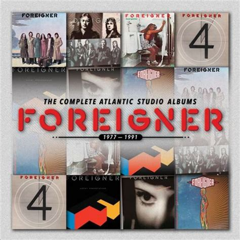 Foreigner (Band) - I Want To Know What Love Is