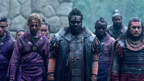 Into the Badlands 3x14 Curse of the Red Rain