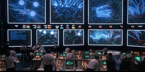'War Games' Mountain Complex Re-Opens To Protect US