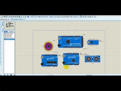 How to Add Arduino Library & Model to Proteus 8 Easy
