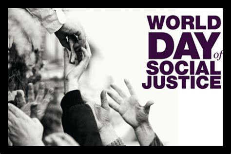 World Day of Social Justice Unites | The Borgen Project