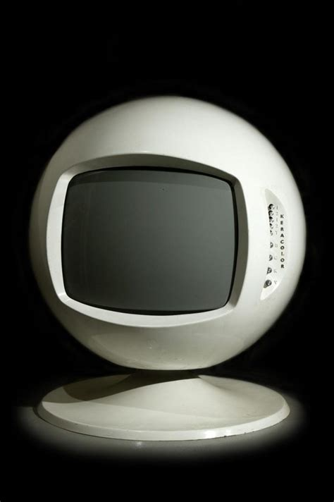A visual history of the television set – Museum Crush