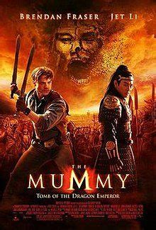 The Mummy 3 Tomb of the Dragon Emperor 2008 720p/480p
