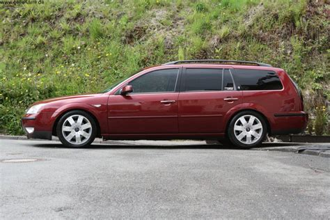 FORD Mondeo MK3 2