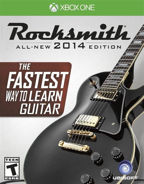 Rocksmith 2014 Is Getting A 2016 Remaster, New Songs