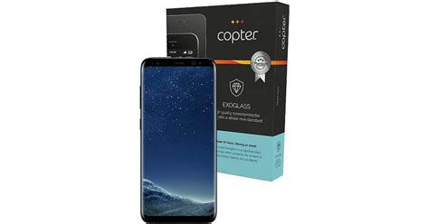 Copter Exoglass Curved Screen Protector (Galaxy S8) • Se