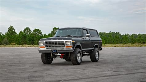 Rebuilt '79 Ford Bronco Has Its Entire Life Ahead of It