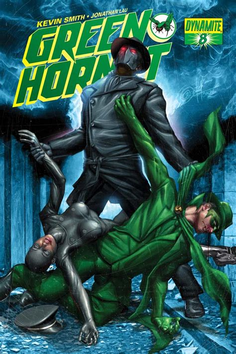 Dynamite® Kevin Smith's Green Hornet #8