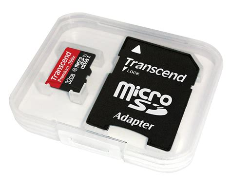 Deal: Transcend microSD cards are up to 40% off at Amazon