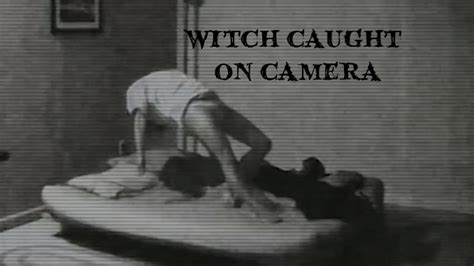 Real Life Witches Caught on Camera! - Slapped Ham