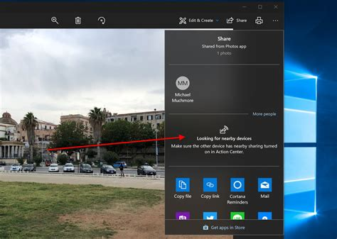 How to Use Nearby Sharing in Windows 10
