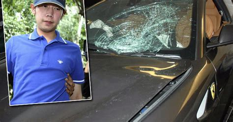 Red Bull heir arrested over hit-and-run policeman death
