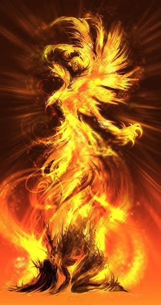 The Song of Phoenix Wings