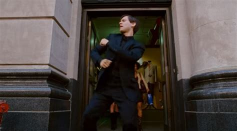The Dance Scene In Spider-Man 3 With Realistic Sounds