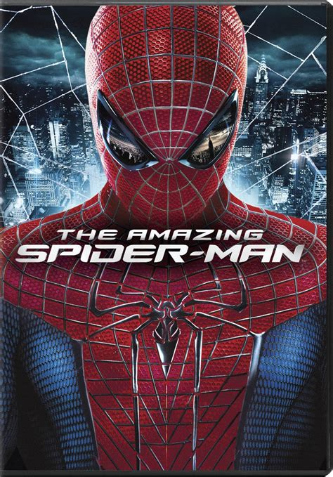 The Amazing Spider-Man DVD Release Date November 9, 2012