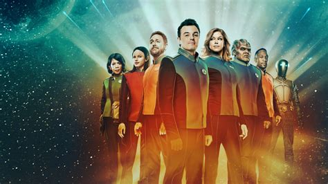 The Orville 2017 TV Series 4K Wallpapers | HD Wallpapers