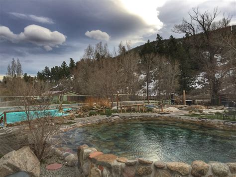 Find Peace at Rustic Cottonwood Hot Springs - Nomad Colorado