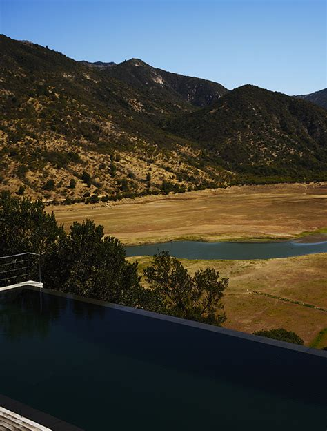 A Holistic Winery at the Foot of the Andes in Chile