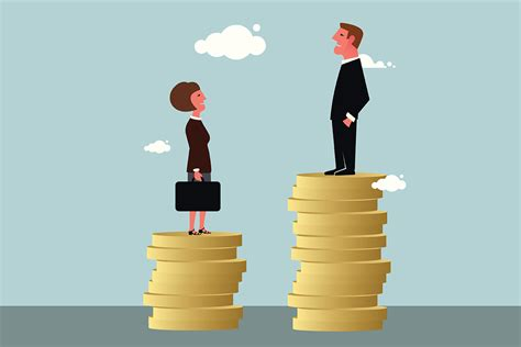 Gender pay gap: Nice women are paid less than they deserve