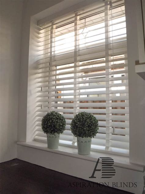 Wooden Venetian Blinds in the North West   Aspiration