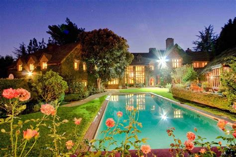 World of Architecture: Nicolas Cage House, Bel Air, Los