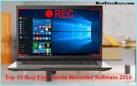 10 Best Free Screen Recorder 2020 to Capture Screen Fast