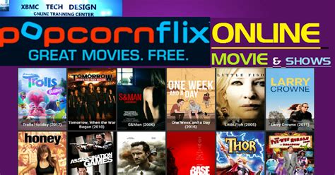 Download PopcornFlix - Watch Free Movies Channel on Other